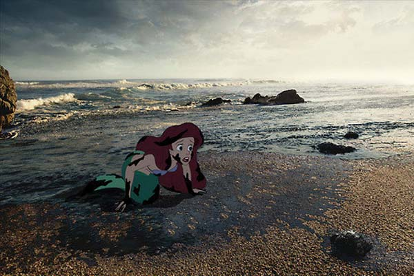 2.) The Little Mermaid ... if the oceans weren't as friendly and clean.