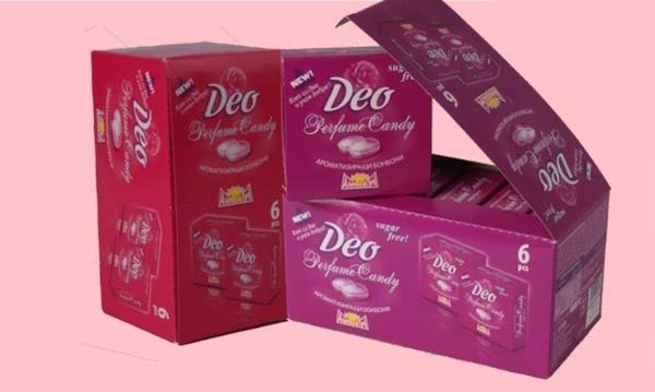 10.) Deo Perfume Candy: These sugar-free candies are supposed to make your breath smell like perfume. Because, why not?