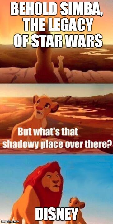 Don't screw up Disney