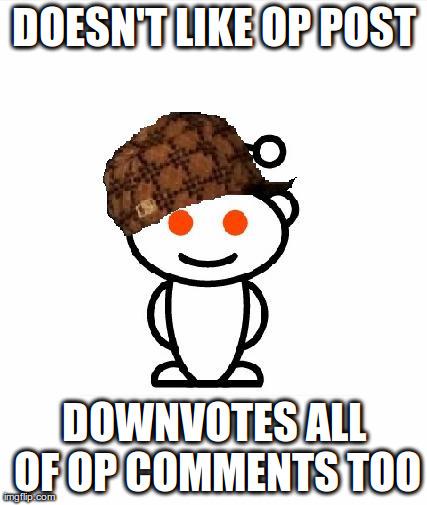 TIL how evil some redditors are