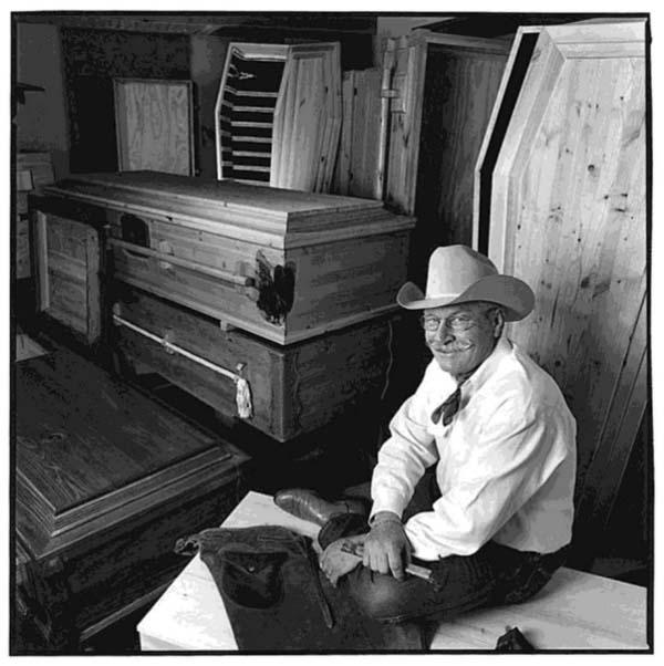 22. Coffin Builder
